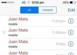Enlace a Juan Mata quiere volver al Chelsea