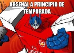 Enlace a Parece que el Arsenal no es el que era
