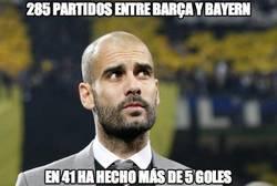 Enlace a Los números de Guardiola con Barça y Bayern de Munich dan miedo