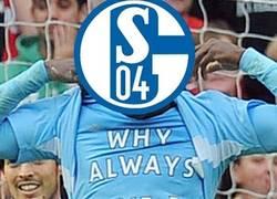 Enlace a Pobre Schalke