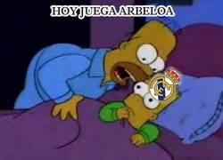 Enlace a Hoy juega Arbeloa