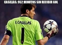 Enlace a Casillas: 952 minutos sin recibir gol