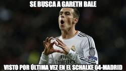Enlace a Se busca a Gareth Bale