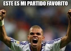 Enlace a A Pepe le van los derbis