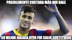 Enlace a La mejor jugada de Neymar contra el Almería