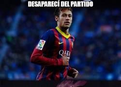 Enlace a Ya sabemos por qué Neymar estuvo desaparecido ante el Almería