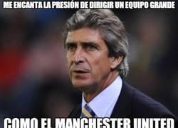 Enlace a ¿Manchester United? ¿En que líos te metes, Pellegrini?