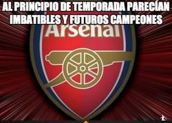 Enlace a El bajón de Arsenal y Roma