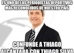 Enlace a Confundir a Thiago Alcántara con Thiago Silva merece cárcel