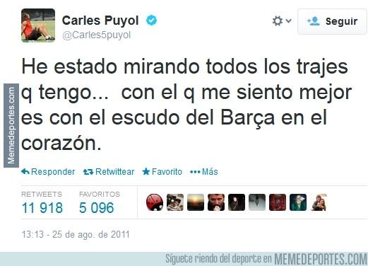 277247 - El mejor tweet de Puyol