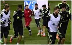 Enlace a Ramos y Diego Costa se llevarán mal en la selección, decían