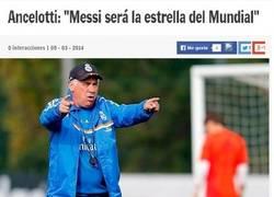 Enlace a El sincero Ancelotti, ¿le molestará a CR7 su declaración?