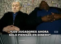 Enlace a Mourinho ¿y tu sueldo?