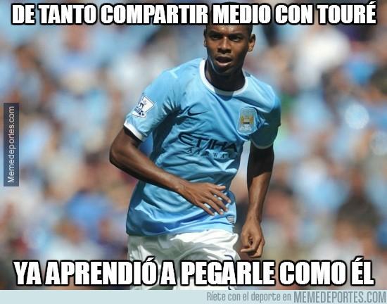 277720 - Fernandinho ha aprendido en el Manchester City