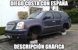 Enlace a Diego Costa con España