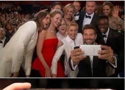 Enlace a Messi dándose a conocer en los Oscar