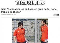 Enlace a La humildad de Casillas