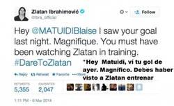 Enlace a Simplemente, Zlatan Ibrahimovic