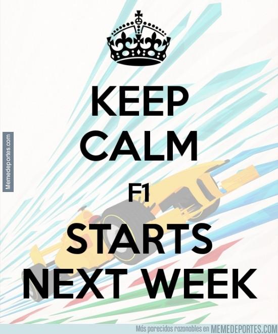 278240 - ¡Sólo falta una semana para la Formula1!