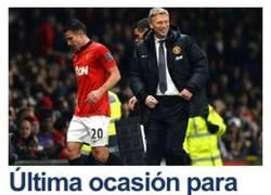Enlace a Moyes y su destrucción del Manchester United