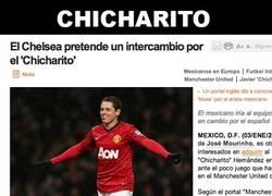 Enlace a Chicharito, el preferido para los banquillos de media Europa