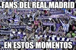 Enlace a Fans del Real Madrid en estos momentos