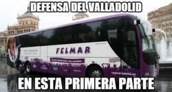 Enlace a El Valladolid se retira al vestuario