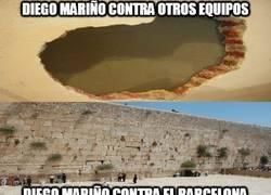 Enlace a Diego Mariño en la liga BBVA