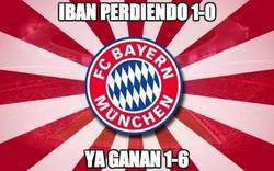 Enlace a El Bayern de Munich empezó perdiendo pero...