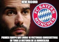 Enlace a El Bayern de Guardiola a ritmo de récord