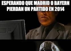 Enlace a Seguimos esperando que el Madrid o Bayern pierdan en 2014
