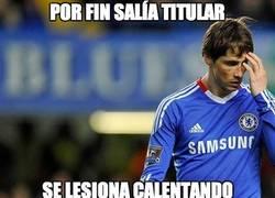Enlace a La mala suerte persigue a Torres