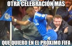 Enlace a Otra celebración más que quiero en el próximo FIFA