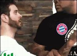 Enlace a GIF ¿El Wolfsburgo creyó qué con un gol podía burlarse del Bayern? No me hagas reír