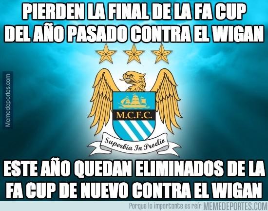 279947 - El Wigan es la bestia negra del Manchester City en la FA Cup