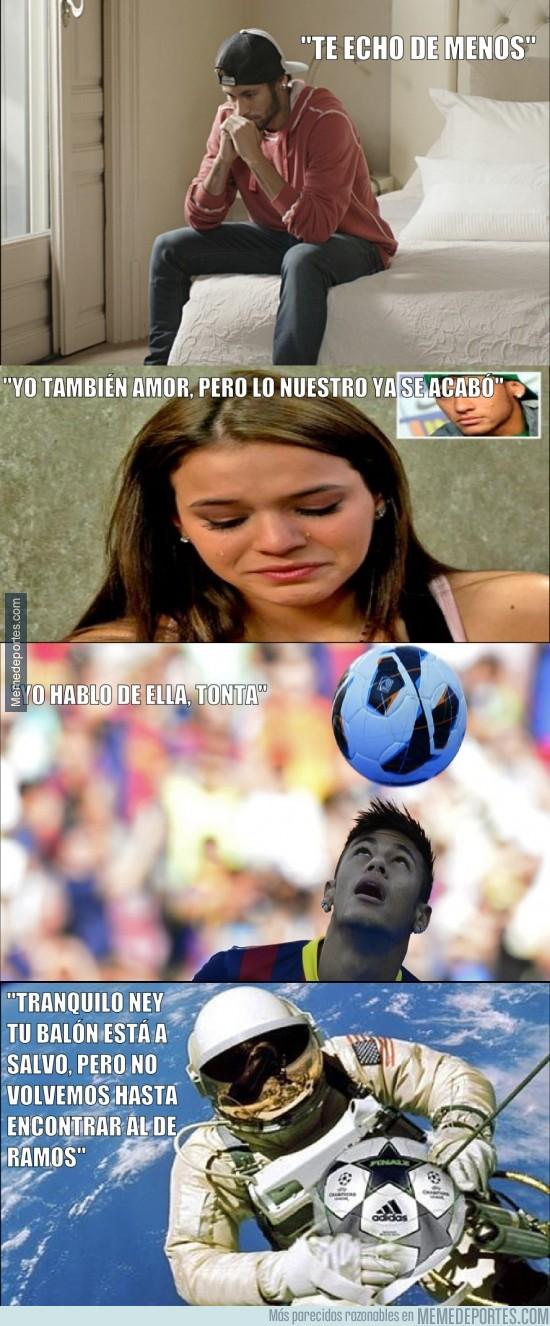 280013 - La verdad tras la foto de Neymar
