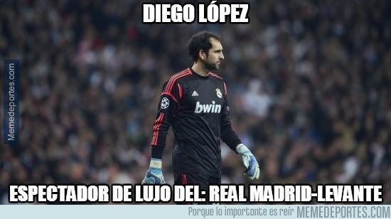 280126 - Diego López espectador de lujo