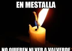Enlace a En Mestalla no quieren ni ver a Valverde