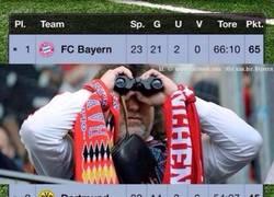 Enlace a Así ve el Bayern a sus perseguidores en la Bundesliga
