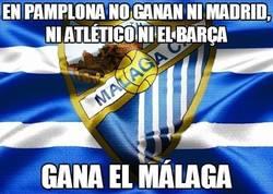 Enlace a En Pamplona no ganan ni Madrid, ni Atlético ni el Barça