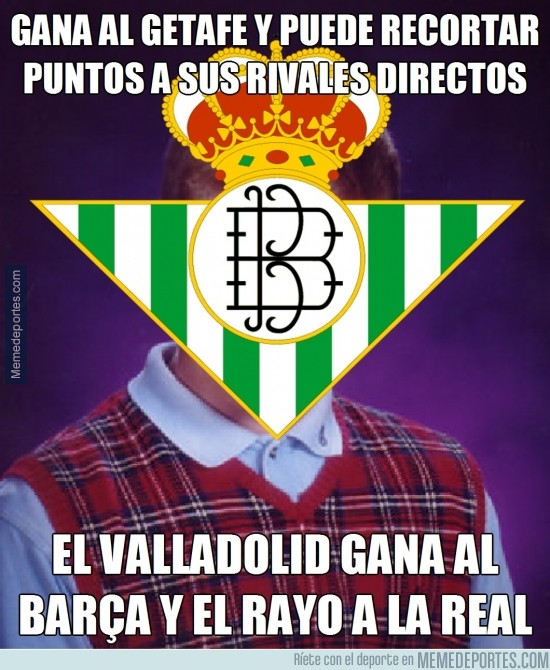 280704 - Bad luck Betis