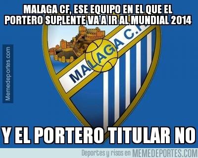 280846 - Los porteros del Málaga CF