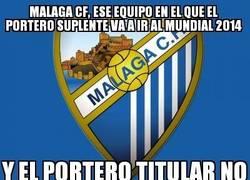 Enlace a Los porteros del Málaga CF