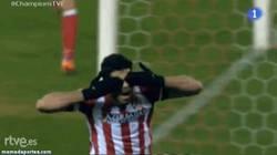 Enlace a GIF: Celebración de Diego Costa tras su golazo al Milan