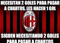 Enlace a Realmente el gol no cambia lo que debe hacer el Milan para pasar