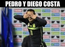 Enlace a Pedro y Diego Costa y el porqué de sus celebraciones