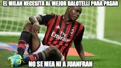 Enlace a El Milan necesita al mejor Balotelli para pasar