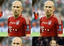 Enlace a Mientras tanto Robben