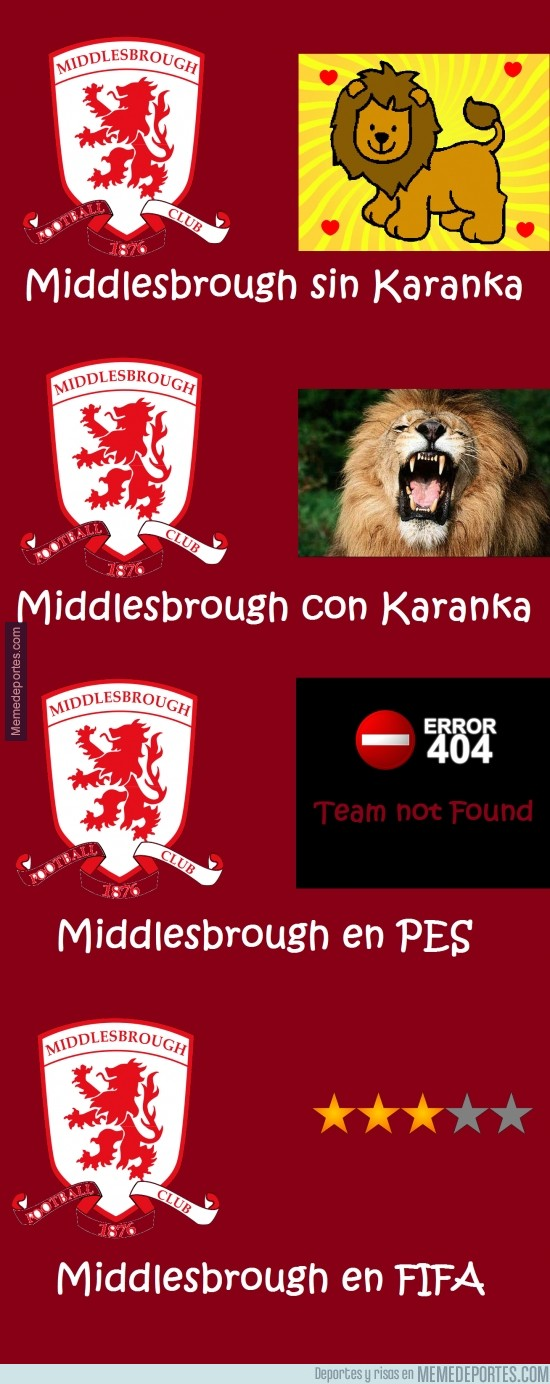 281367 - Karanka, 4 meses entrenando al Middlesbrough
