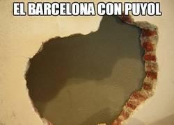 Enlace a El Barcelona con y sin Puyol este año